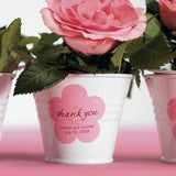 Miniature Metal Pails (Set of 12)-Jubilee Favors