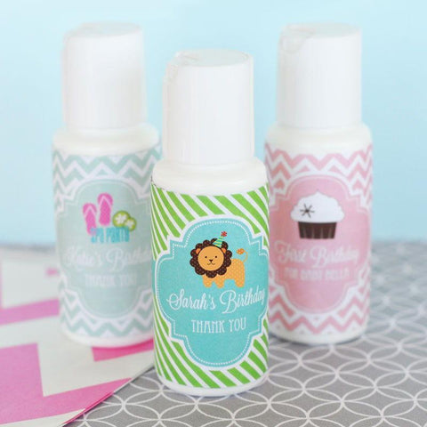 MOD Kid's Personalized Birthday Sunscreen-Jubilee Favors