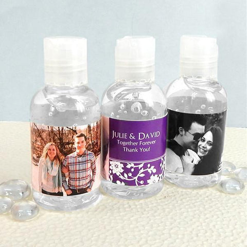 Photo Hand Sanitizer Favors-Jubilee Favors