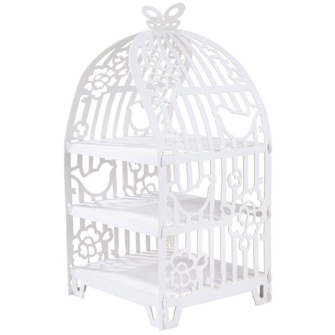 Something In The Air Birdcage Cakestand-Jubilee Favors