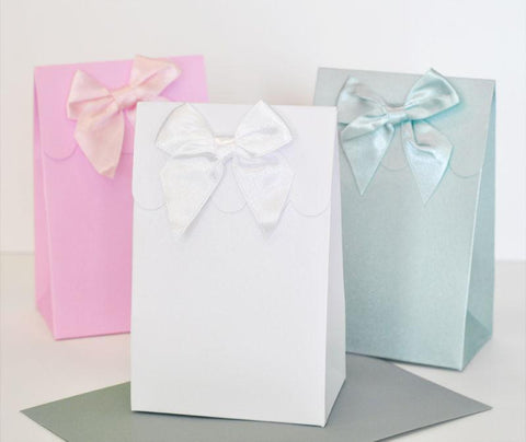 Sweet Shoppe Candy Boxes - DIY Blank (set of 12)-Jubilee Favors