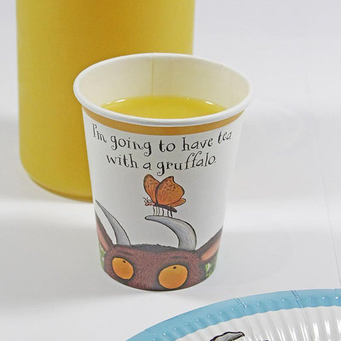 The Gruffalo Paper Cups-Jubilee Favors