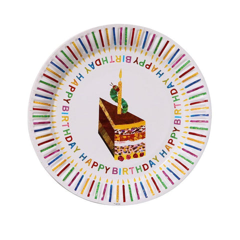 The Very Hungry Caterpillar Plate-Jubilee Favors