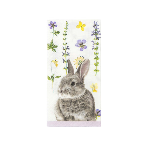Truly Bunny Napkins-Jubilee Favors