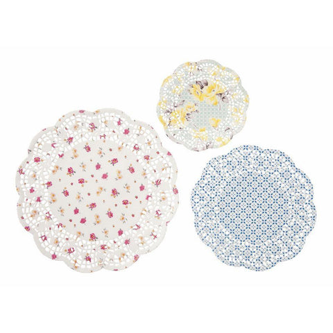 Truly Scrumptious Paper Doilies-Jubilee Favors