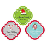 "Winter 1.5"" Personalized Mini Favor Labels-Jubilee Favors"