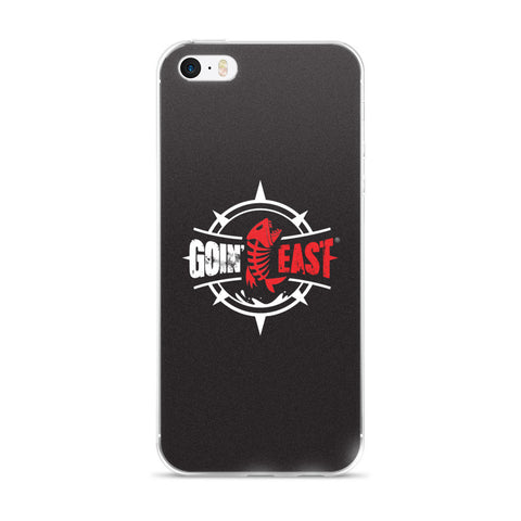 Goin' East iPhone 5/5s/Se, 6/6s, 6/6s Plus Case