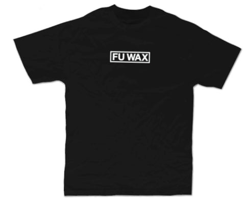 FU Wax Short Sleeve T-shirt - Must order separately from wax (see below)