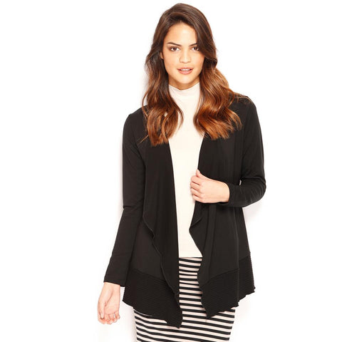 MACEY RIB JACKET