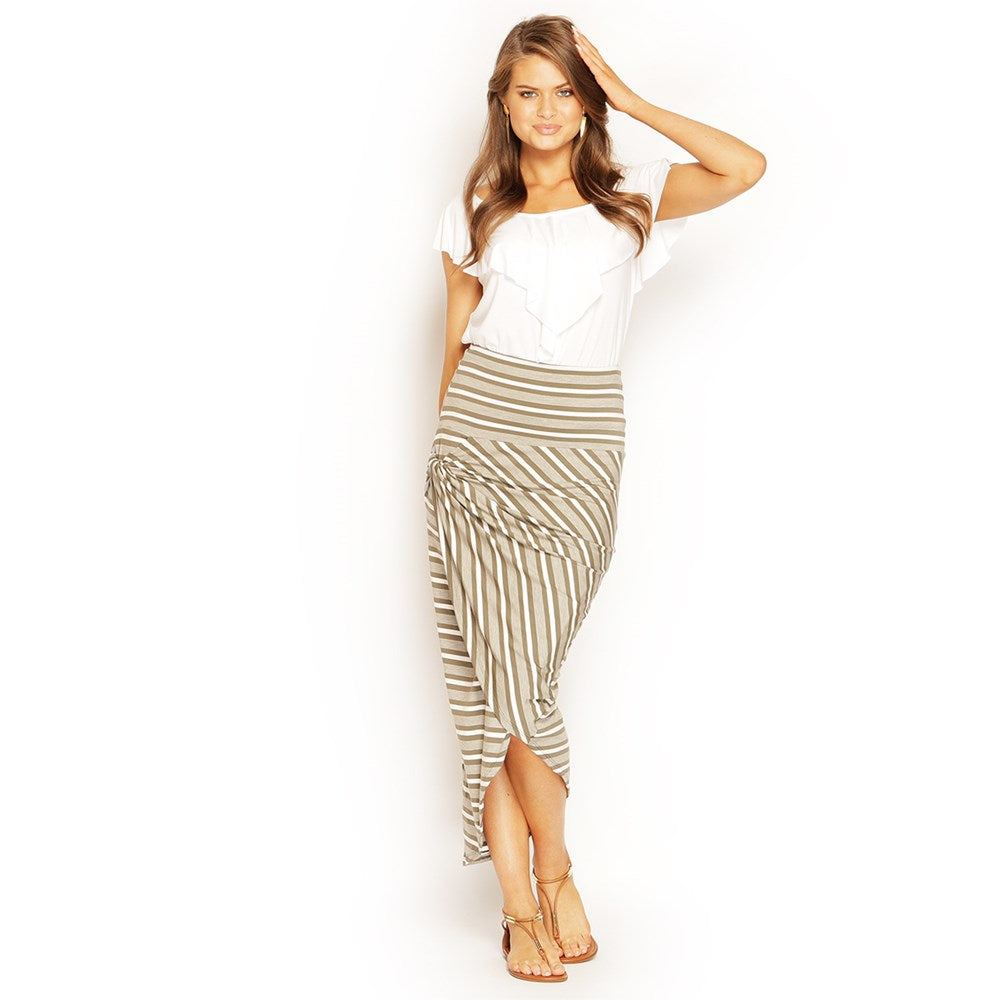 LANA TWIST SKIRT