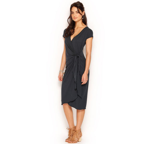 ROXY WRAP DRESS