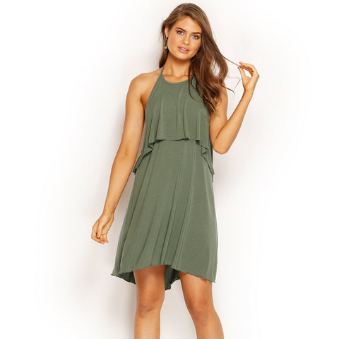 SAVANNAH DRESS MICRO