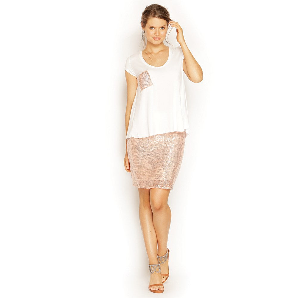 SPARKLE SKIRT – SHORT