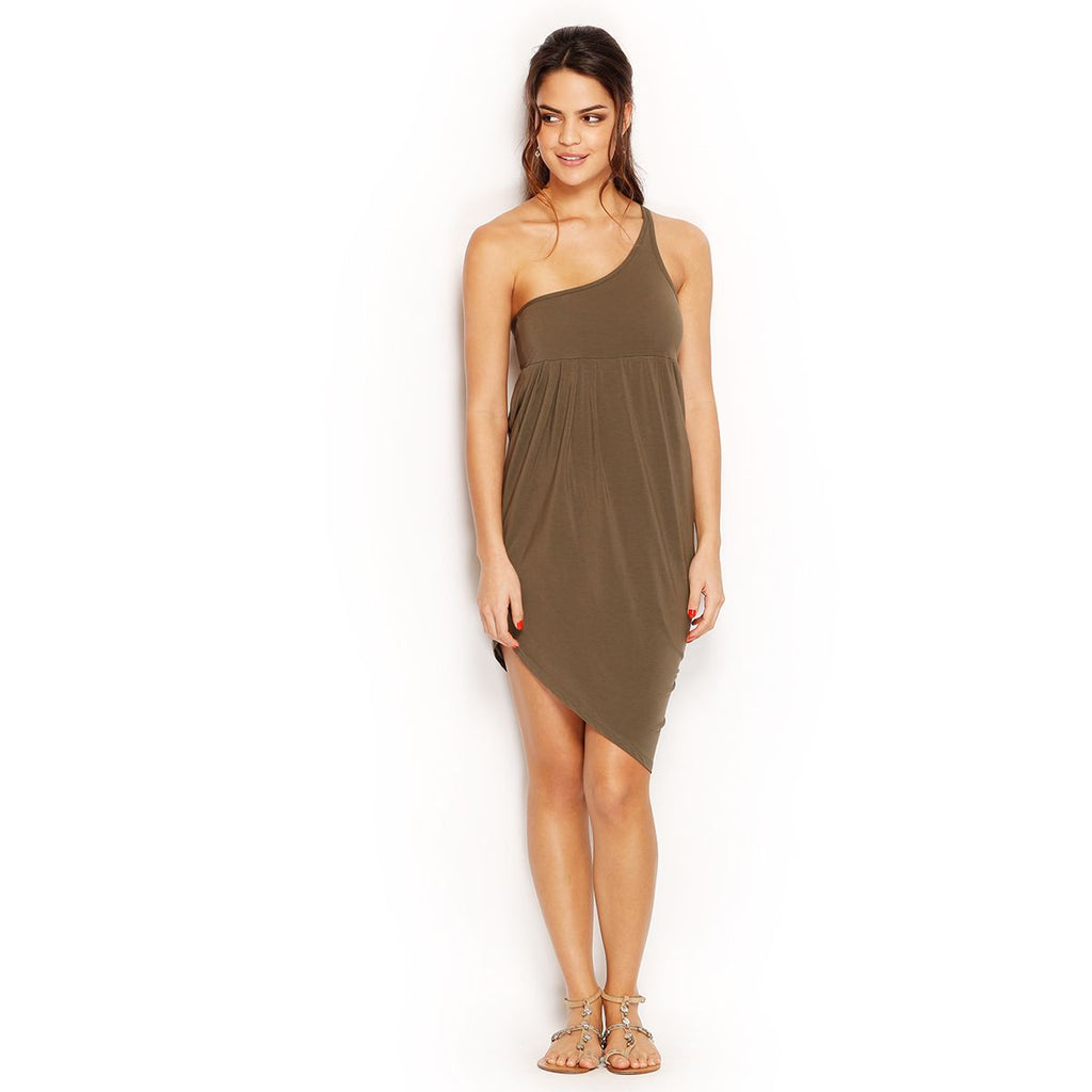 GRECIAN DRESS - SHORT