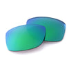 Green jade mirror lens