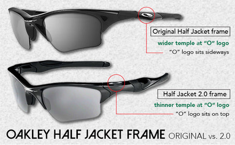 Half Jacket 2 0 >> Oakley Half Jacket 2 0