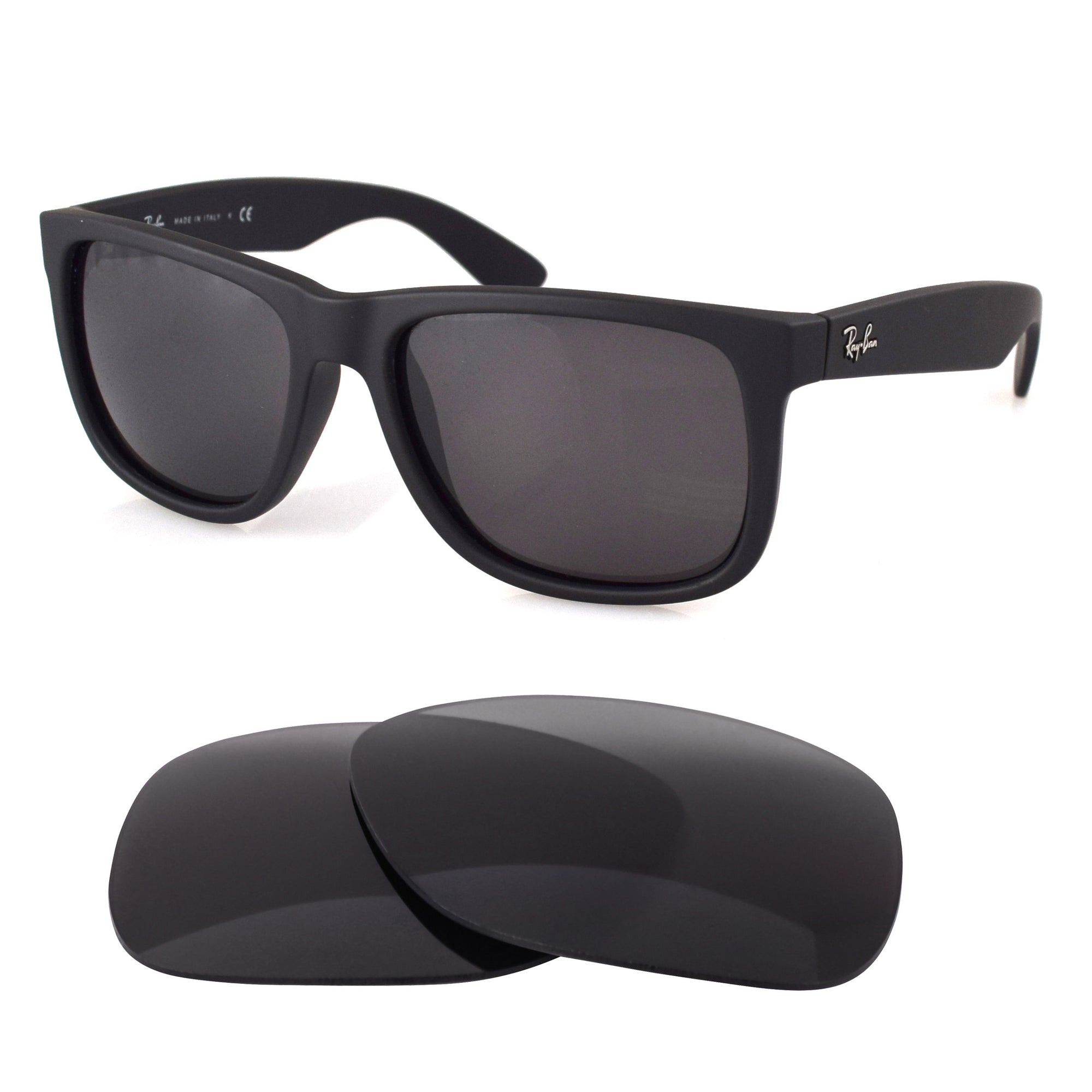19f01d9855 sale ray ban justin rb4165 934a9 1fca3