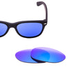 Ray-Ban New Wayfarer RB2132 (Size 55mm)