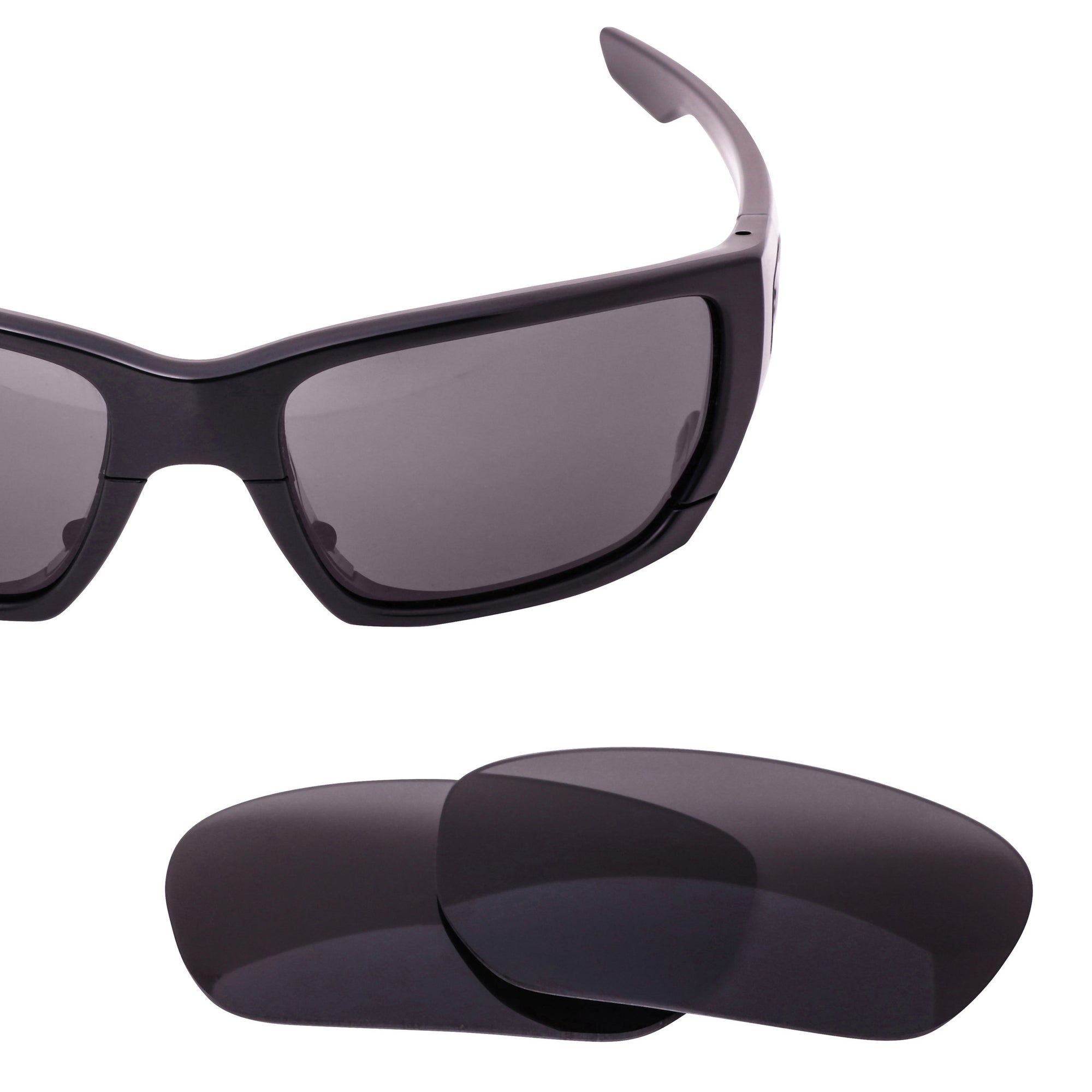 6461d0f5fe Oakley Style Switch. Rose polarized replacement lenses for oakley style  switch