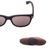 Ray-Ban New Wayfarer RB2132 (Size 52mm)