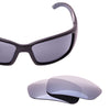 Gray Polarized with Flash Silver Mirror
