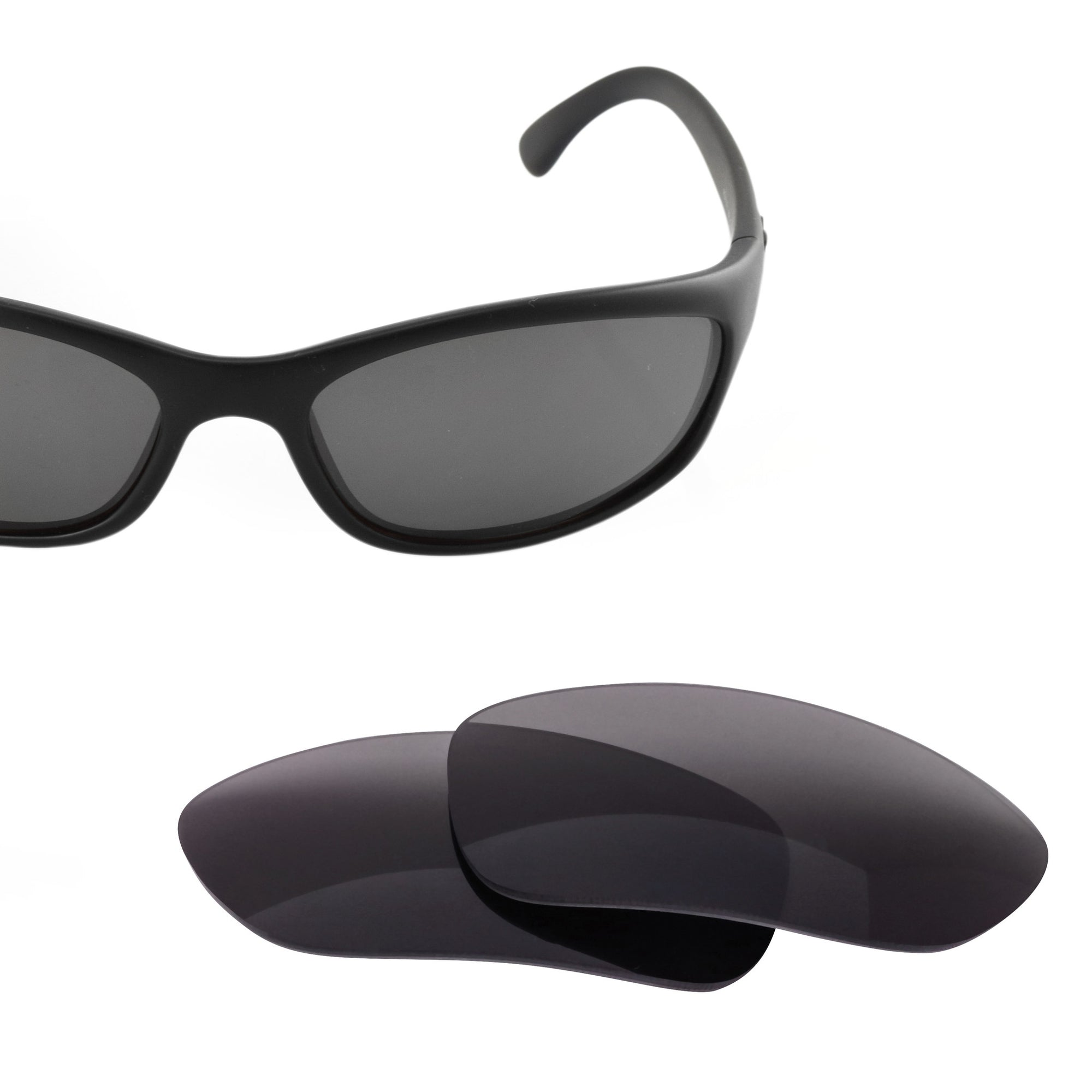 81159fac75 Ray Ban Fast and Furious RB4115 Lens Replacement - LenzFlip