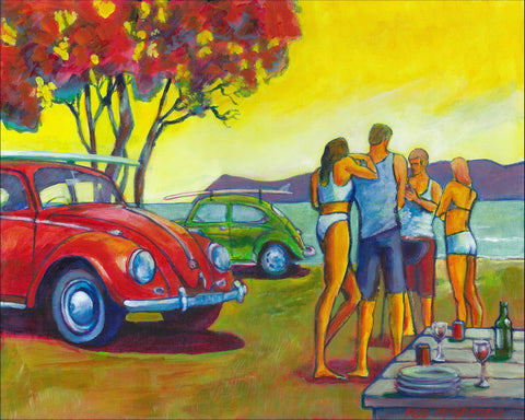Beetles and Bbq
