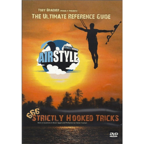 Kiteboarding Airstyle - Strictly Hooked