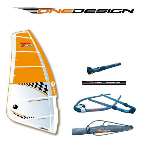 BIC One Design Sail Rigs