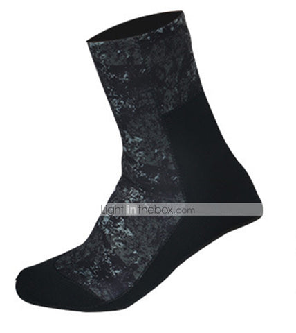 Divestar Dive Boots Fin Water Socks 2.5mm