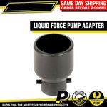 Liquid Force Max Flow Inflate Nozel Pump Adapter