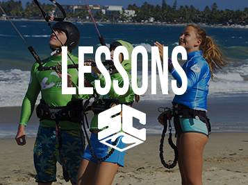 Kite Foiling Lesson