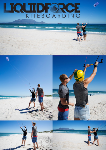 Kitesurf Lesson Voucher: Two hour 'One on One' Lesson