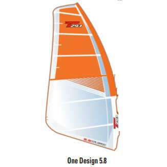 BIC Techno One Design Sails