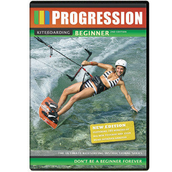 Kiteboarding IKO Progression Beginner