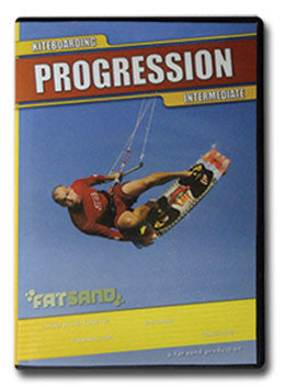 Kiteboarding IKO Progression Intermediate Volume 2