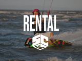 Kitesurfing Gear Rental
