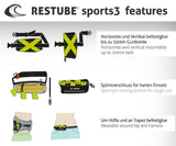 Restube - life saver for all watersports users!