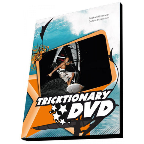 Windsurfing: Tricktionary DVD (3 discs)
