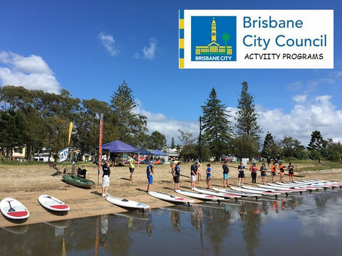 Brisbane City Council Activities BCC