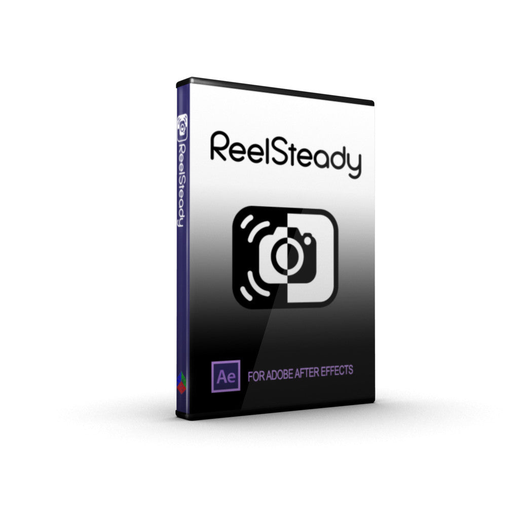 ReelSteady for Adobe After Effects