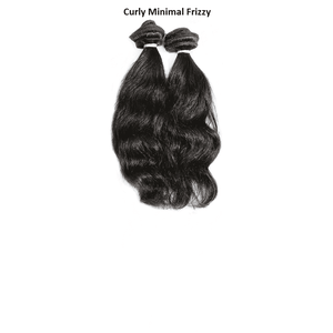 Remy Indian Hair Extensions (Brown Sew In Curly With Minimal Frizzy) - Endless Hair Extensions