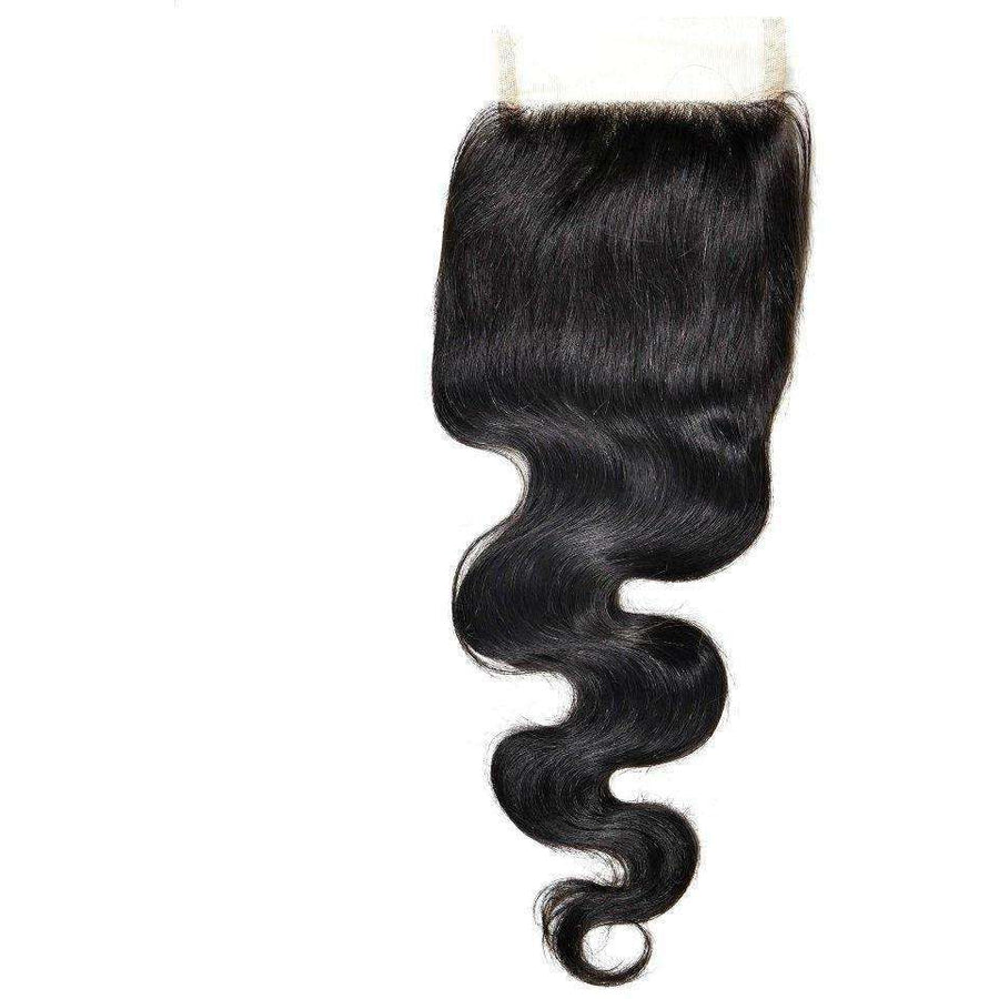 Brazilian Body Wave Closure - Hair Extensions