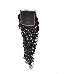 Brazilian Kinky Curly Closure - Endless Hair Extensions