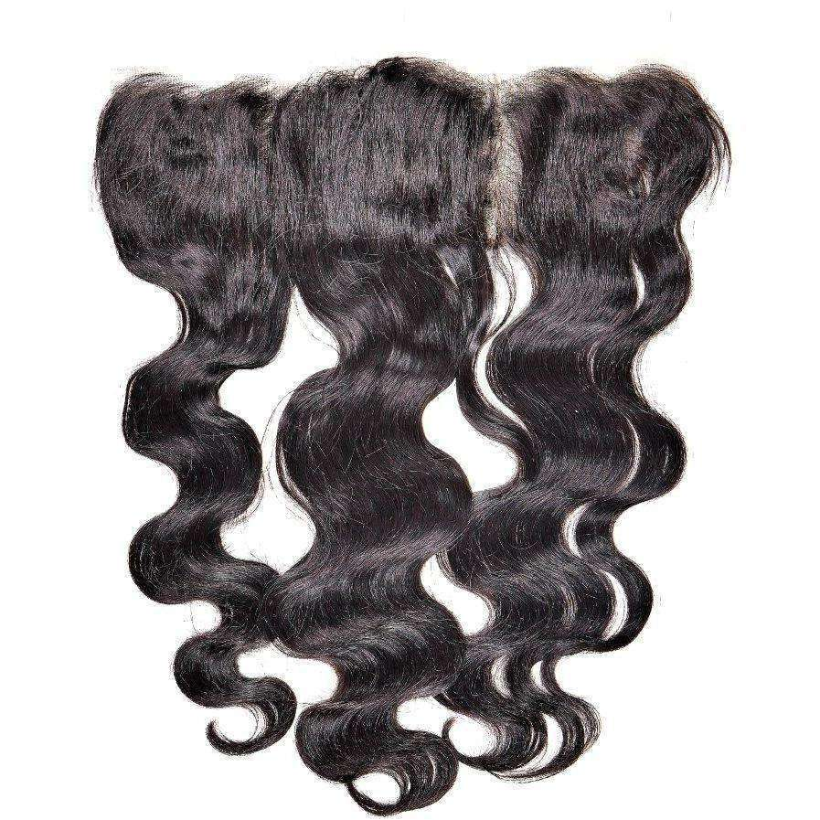 Brazilian Body Wave Lace Frontal - Hair Extensions