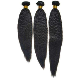 Hair Extensions Brazilian Kinky Straight Bundle - Endless Hair Extensions