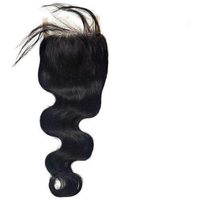 Malaysian Body Wave Closure - Hair Extensions