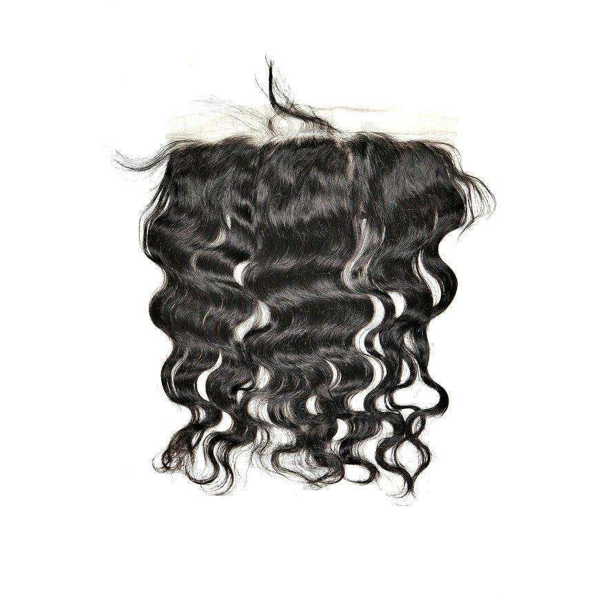 Malaysian Body Wave Lace Frontal - Hair Extensions
