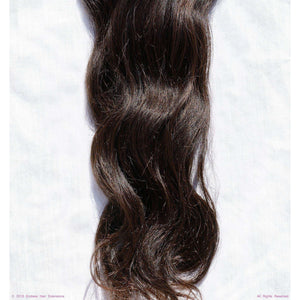 Sew In Remy Indian Brown Wave Hair Extensions - Endless Hair Extensions