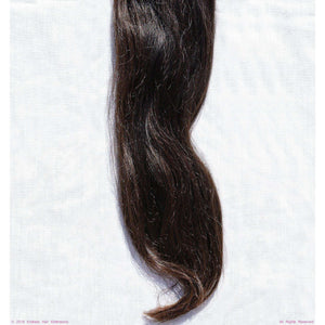 Remy Indian Hair Extensions (Brown Sew In Smooth Wave Minimal Frizzy)